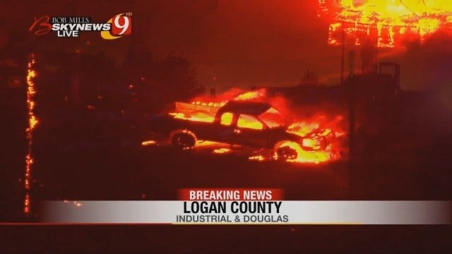 Logan County Wildfires