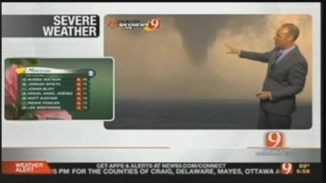 Exclusive: April Tornado