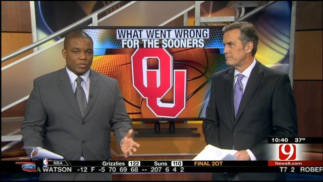 Sooners Shocked By Kansas State