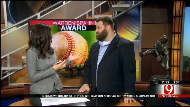 Warren Spahn Award