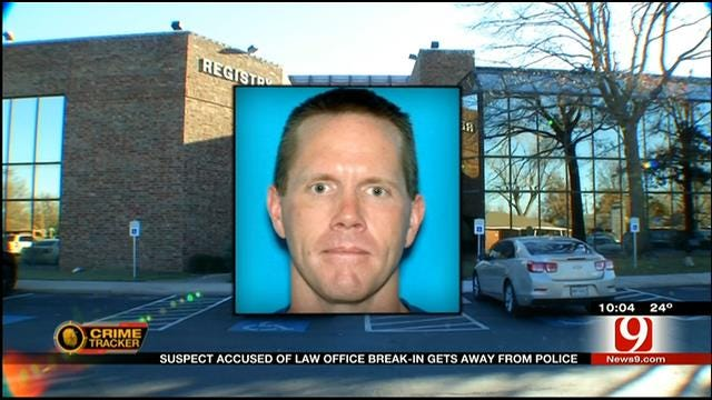 OCPD: Suspect Slipped Away From Officers During Attempted Arrest
