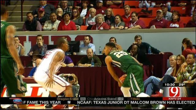 Oklahoma Basketball Getting Tough On Defense