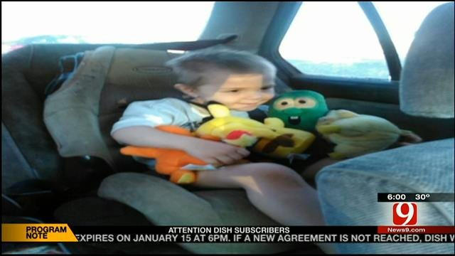 Norman Police Searching For Two Suspects In Child Abduction