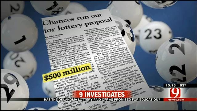 9 Investigates: Lottery Funds