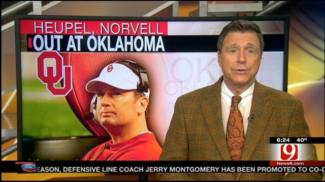Recapping A Busy Day In Norman