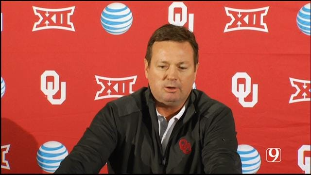 Stoops Addresses Coaching Changes