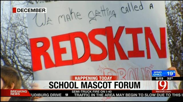 Forum Set To Discuss Removal Of 'Redskins' Mascot At Capitol Hill High