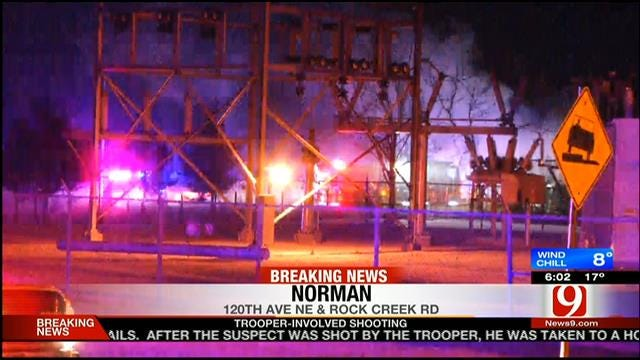 Authorities Investigate House Fires In Choctaw, Norman