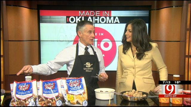Made In Oklahoma: Meatballs