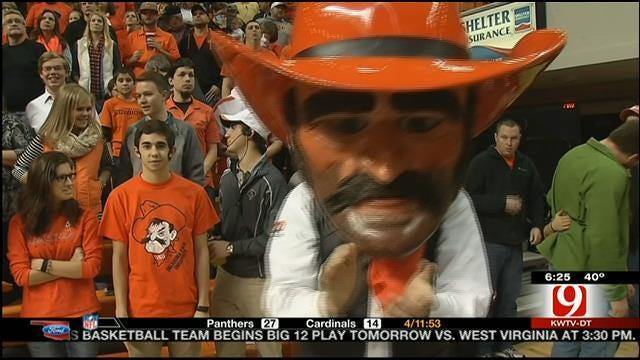 Cowboys Take Down KSU