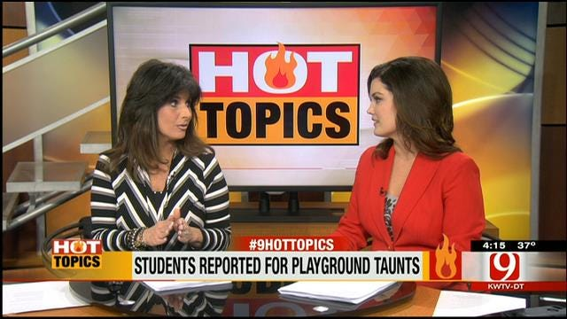 HOT TOPICS: Oregon Players Disciplined For Chant