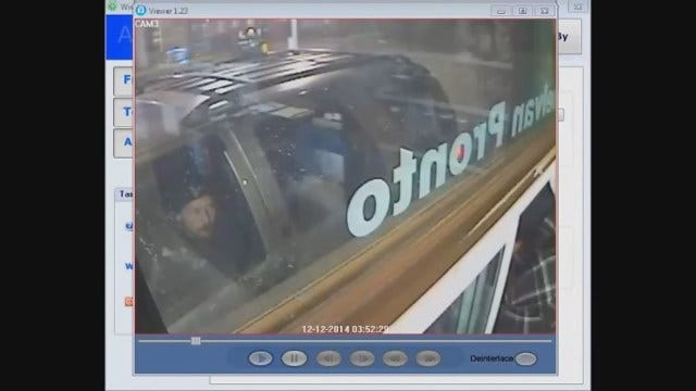 WEB EXTRA: Police Seek Man Who Used Stolen Credit Card
