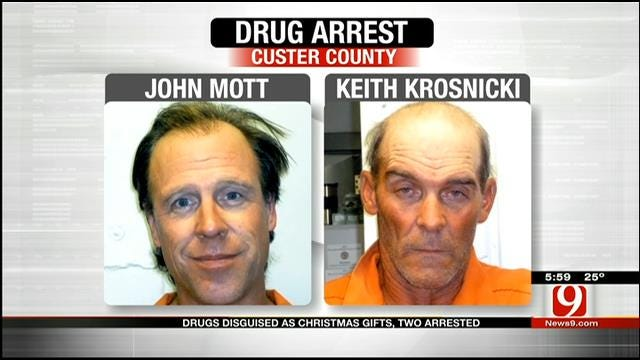 Custer Co. Deputies Seize Drugs Wrapped As Christmas Gifts