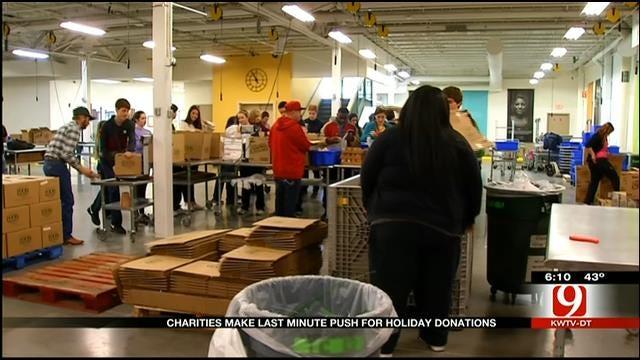 OK Charities Make Final Push To Meet 2014 Fundraising Goals
