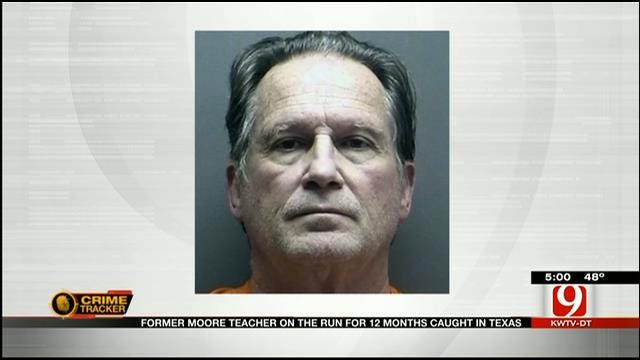Former Moore Teacher, Accused Of Having Sex With Student, Arrested In Texas