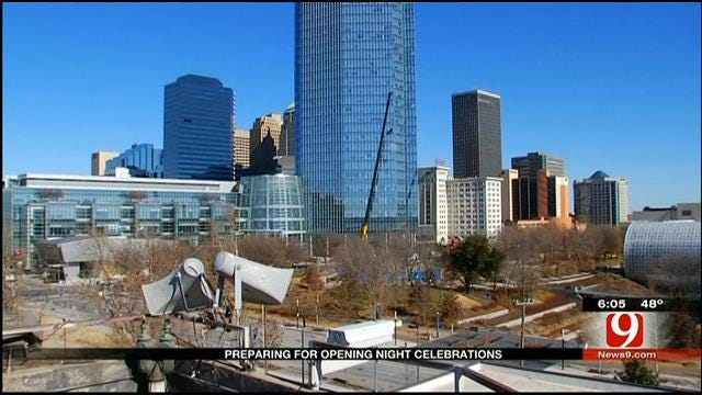OKC Arts Council Opening Night Preview