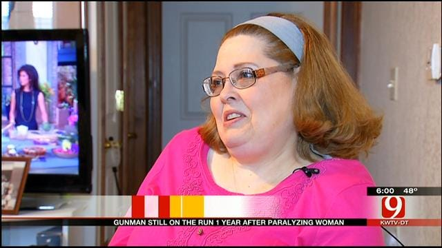 One Year Later: Paralyzed Woman Speaks Of Hope