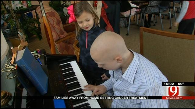 Procure Cancer Patients Celebrated Christmas