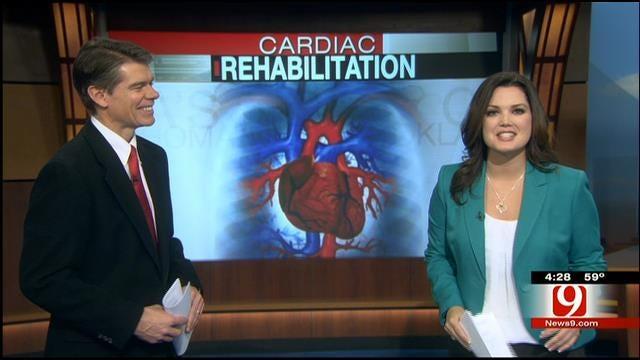 Medical Minute: Cardiac Rehabilitation
