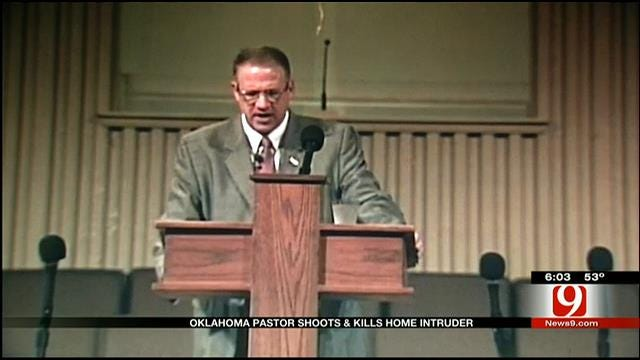 Controversial OKC Pastor Identified As Man Who Shot And Killed Believed Intruder