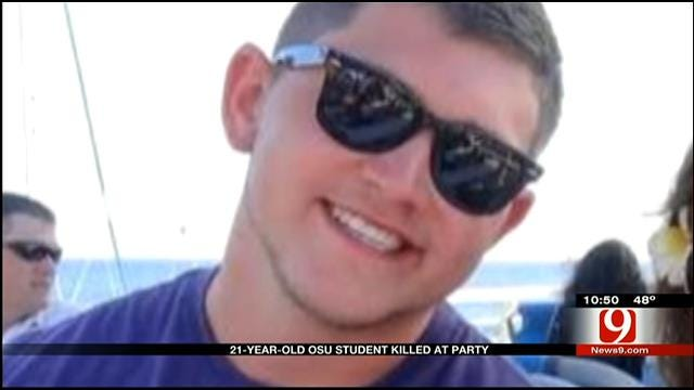 Friend Of OSU Student Killed In Shooting Mourns Loss