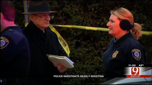 OKC Pastor Shoots And Kills Home Break-In Suspect
