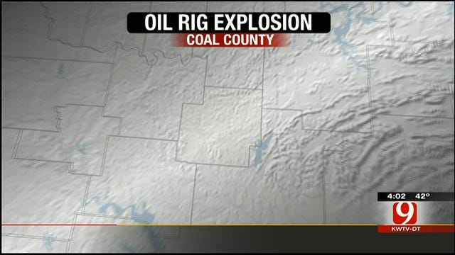 Two Killed, Three Injured In Coal County Drilling Rig Fire