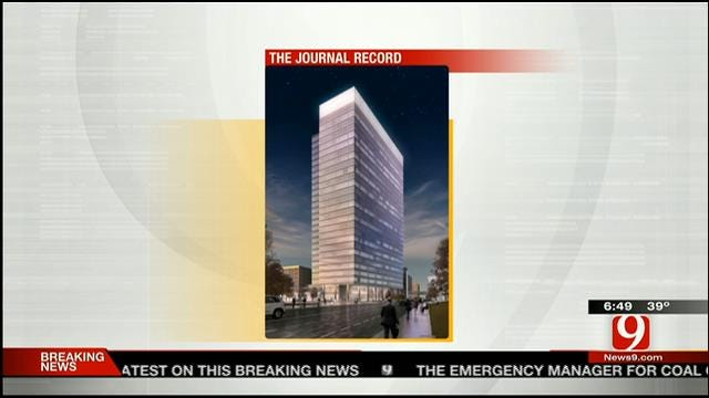 New High-Rise In Downtown OKC Raises Concerns