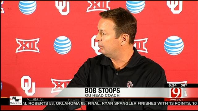 Highlights From Bob Stoops' Press Conference