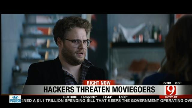 Some Oklahoma Theaters Won't Show 'The Interview' After Threat