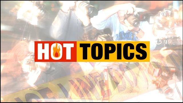 HOT TOPIC: Police Officer Tasers Elderly Man