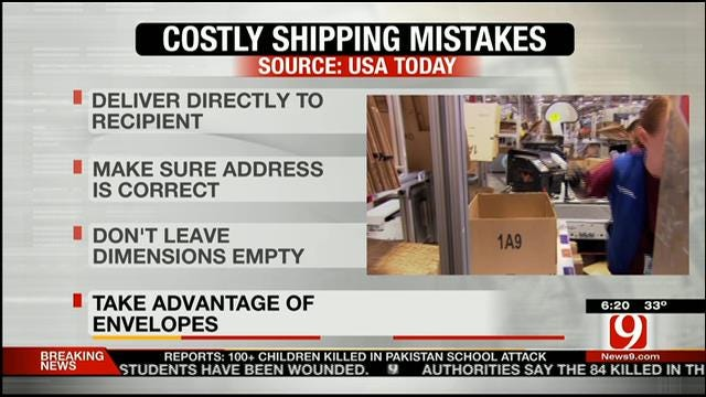 Mistakes To Avoid When Shipping Out Christmas Gifts