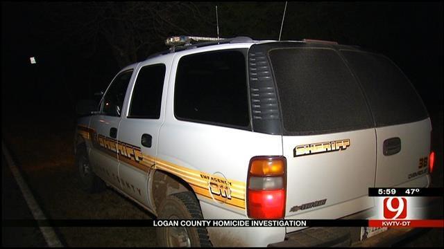 Homicide Investigation Underway In Logan County