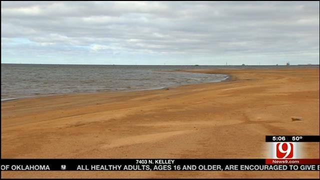 OKC Oil Company Wants To Drill At Lake Hefner