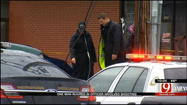 One Critical After Officer-Involved Shooting In Norman
