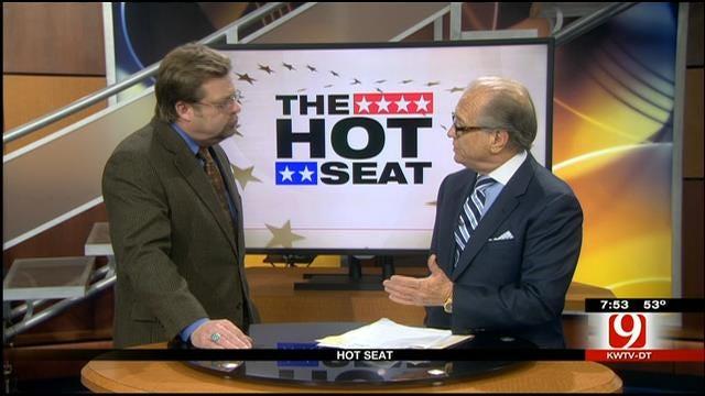 The Hot Seat: J. Don Harris