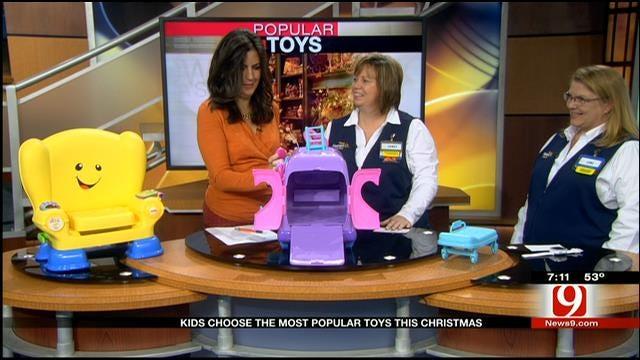 Popular Christmas Toys: Walmart