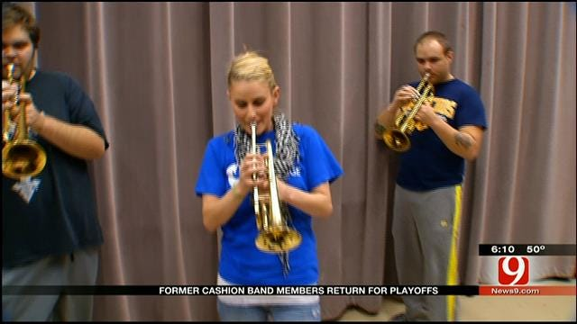 Red Dirt Diaries: Former Cashion Band Members Return For Playoffs
