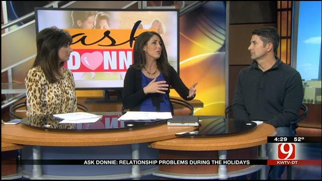 Ask Donnie: Relationship Problems During The Holidays
