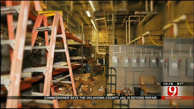 Oklahoma County Jail Safety Concerns