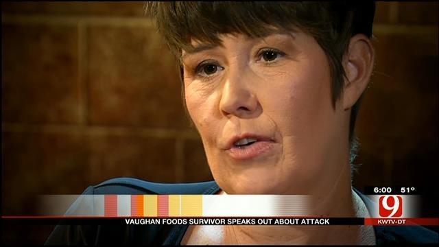 Vaughan Food Survivor Speaks Out