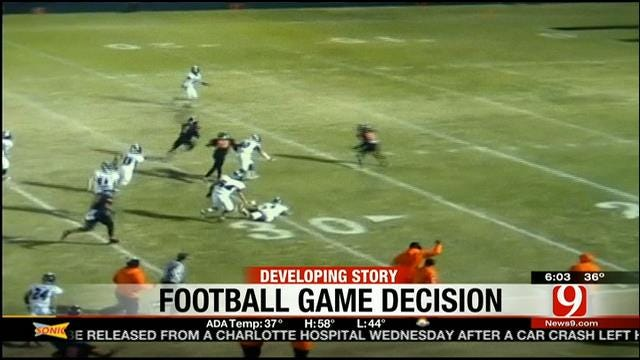 Hearing Set Wednesday In Douglass-Locust Grove Football Game Controversy