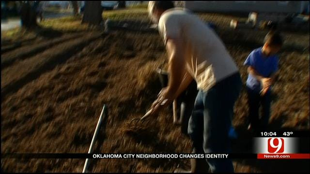 OKC Neighborhood Changes Its Identity
