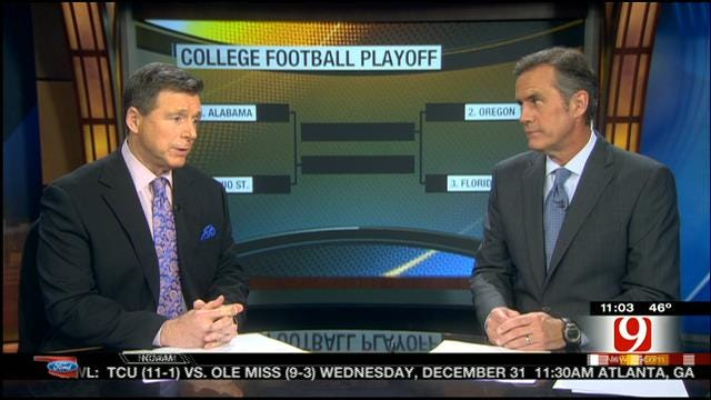 College Football Playoff Discussion