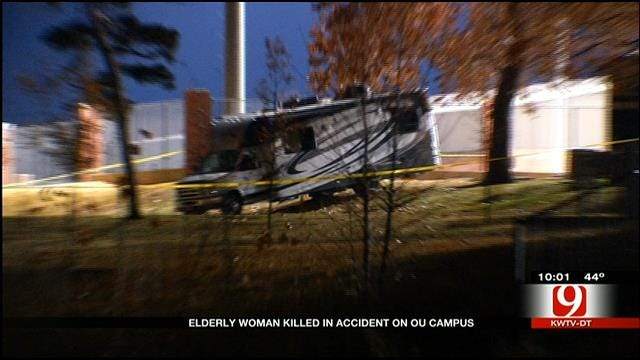 Victim Identified In Fatal Accident Near OU Stadium