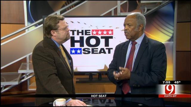 The Hot Seat: Pastor J.A. Reid