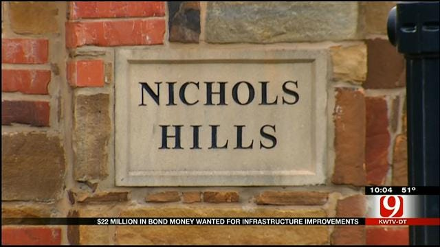 Millions Wanted In Bond Money For Nichols Hills Improvements