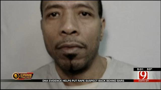 DNA Links OKC Man To Rape