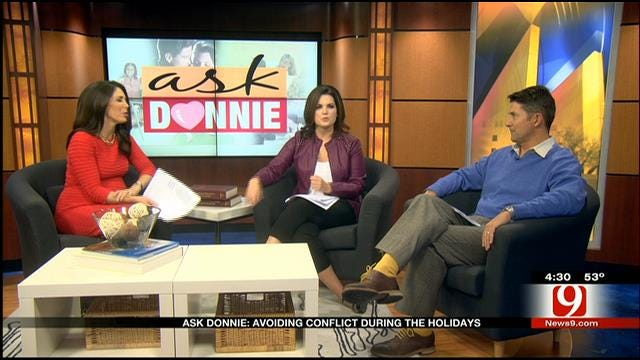 Ask Donnie: Tips For Avoiding Relationship Conflict During The Holidays
