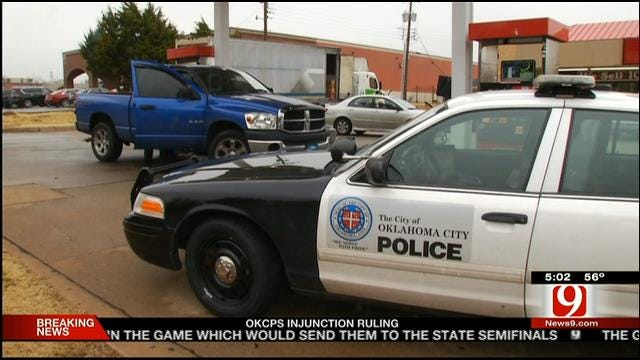 Two Teens Arrested In 'Super Hero' Robberies Across OKC